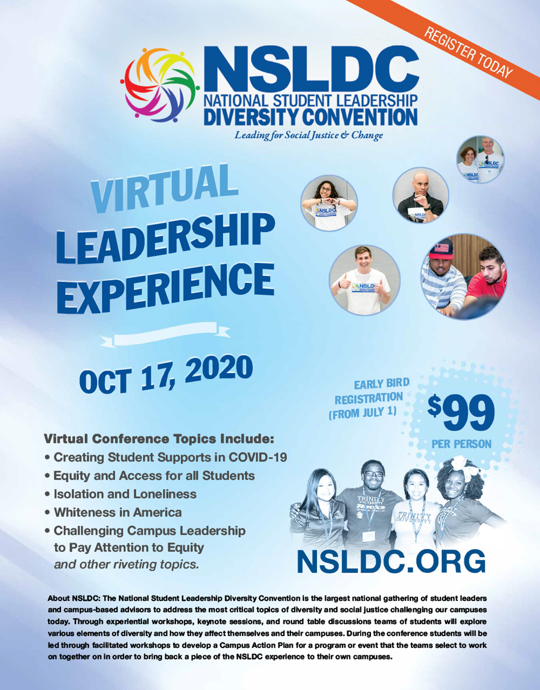NSLDC Virtual Conference 2020
